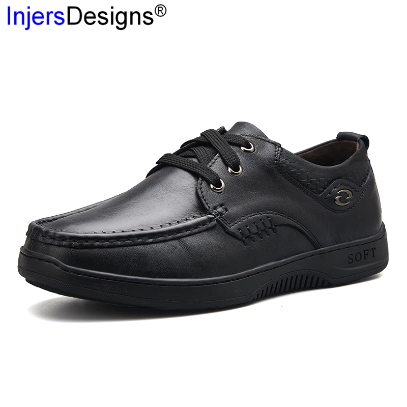D'affaires Zapatos brown De Taille Dentelle Cuir Haute Casual Hommes Black Mode Souple Respirant 44 38 up Qualité En Véritable Chaussures SORTXwq