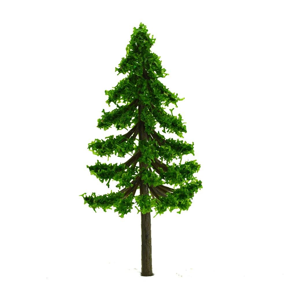 HO Z N Scale Model Trees Train For Railroad House