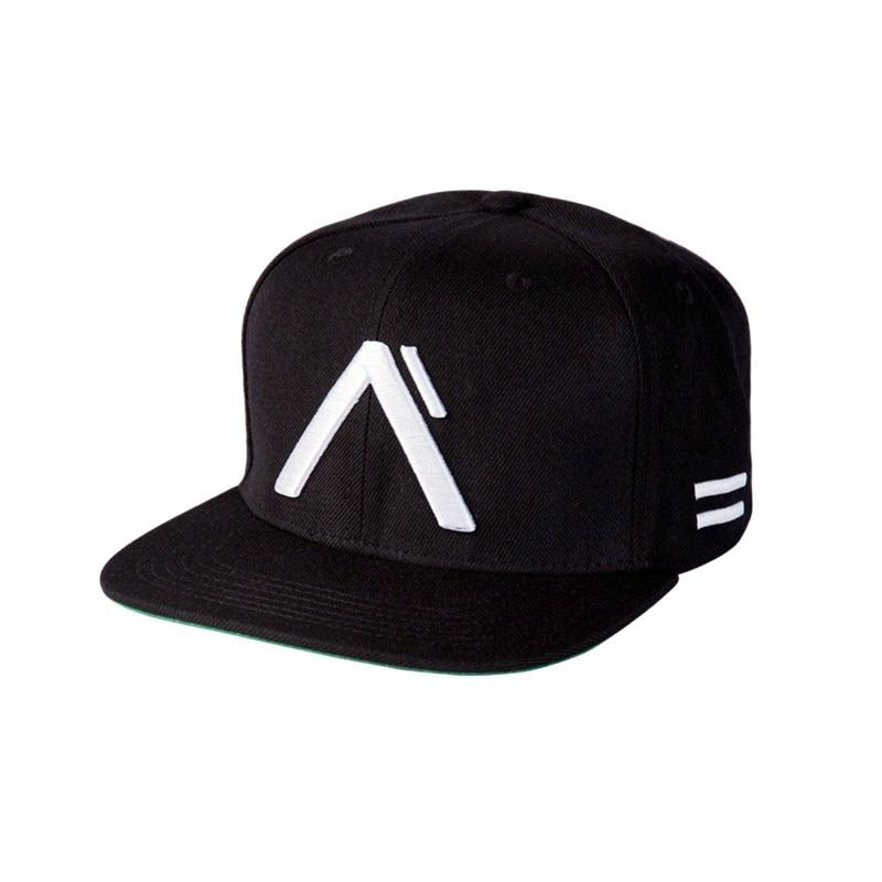 Men's Adjustable   Baseball     Cap   Casual Leisure Hats Fashion Boy Snapback Hat   Caps   Men's sports fitness ALPHA   baseball     cap