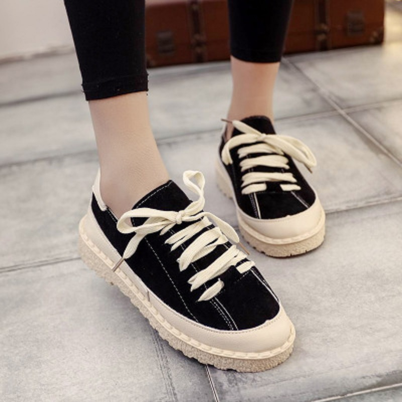 Autumn new trend wild casual shoes comfortable student shoes 2
