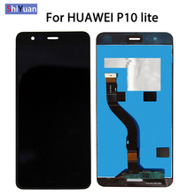 5.2 Inch For Huawei P10 Lite LCD Display Touch Screen Complete AAA Replacement for WAS-LX1A WAS-LX1 WAS-LX2 WAS-LX3
