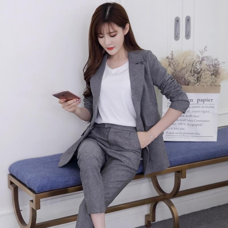 Double Croissante Des Décoration Femmes Pantalon Le Blanc col Nouveau Pour De Loisirs Costume Poche 5fRInxZ4
