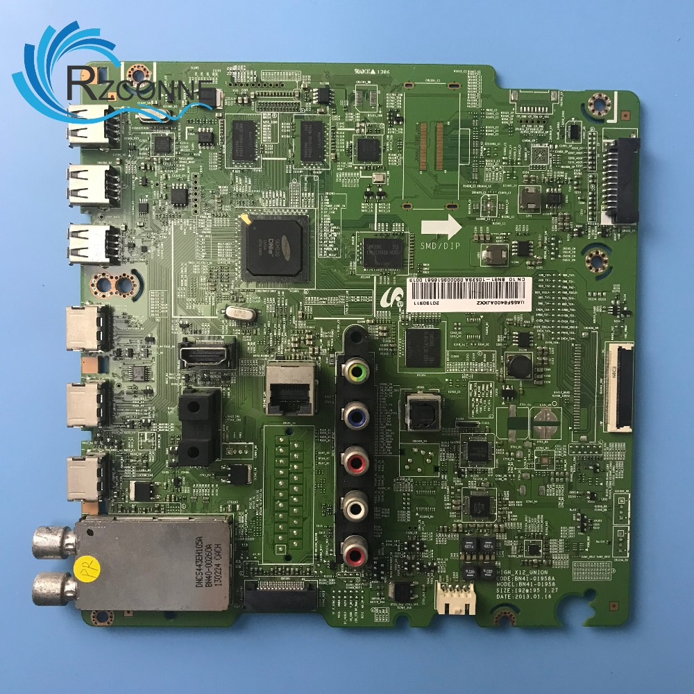 Motherboard Mainboard Card for Samsung 55TV  BN41-01958A BN91-10523A UA55F6400 CY-HF550CSLV1HMotherboard Mainboard Card for Samsung 55TV  BN41-01958A BN91-10523A UA55F6400 CY-HF550CSLV1H