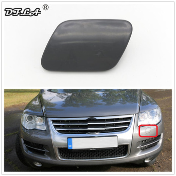 For VW Touareg 2002 2003 2004 2005 2006 Car-styling Front Bumper Headlight Washer Cover Cap Left Driver Side image