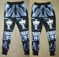 Hombres/mujeres/boy/girl basculador pantalones de impresión 3D Tupac 2Pac flaco joggers pantalones deportivos HIP HOP