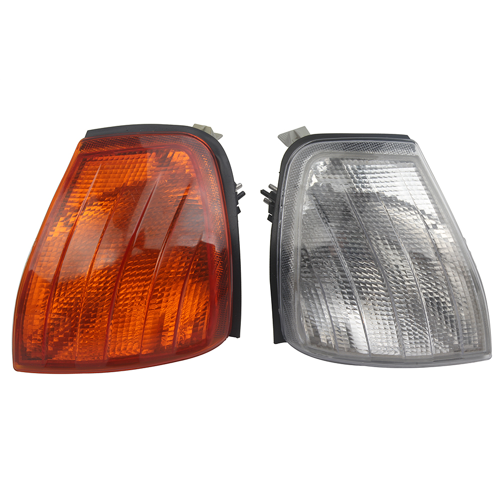 Car Front Corner Light Indicator Signal Lamp Housing For <font><b>Mercedes</b></font> W202 C-Class C180 C220 C200 C250 image