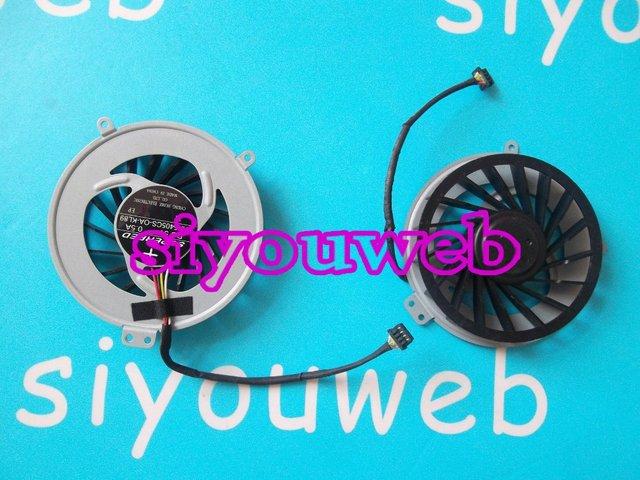 Novo ventilador de refrigeração da cpu para lenovo k27 k27a k47 e47 laptop, frete grátis!!