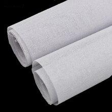 Chzimade 45X112cm Смоляного сопряжения ткань с помощью утюга аксессуары для подкладки Лоскутная Ткань Сделай Сам Швейные материалы
