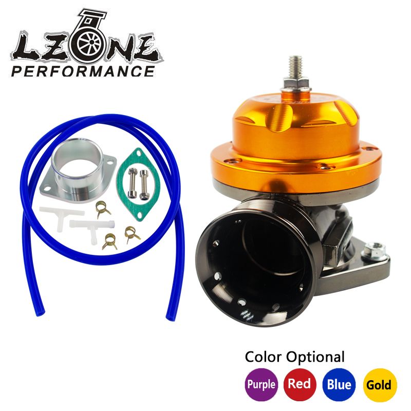Prix pour LZONE RACING-Universal Type-RS Turbo Blow off Valve Réglable 25psi BOV BLOW dump/Blow off adaptateur JR5763