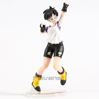 DragonBall GALS Dragon Ball Z Videl Recovery Ver. PVC Figure Collectible Model Toy