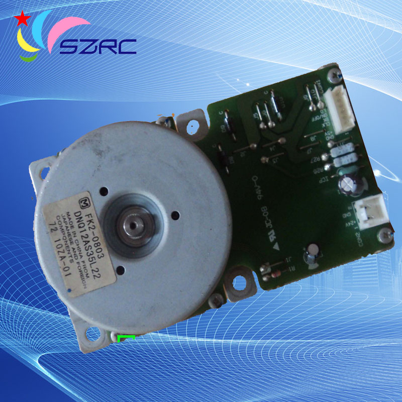 High quality original Fixing drive motor compatible for canon IR 5570 5055 5065 5070 5050 5075 6570 Fuser Drive Motor