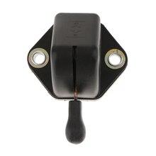 Interrupteur disolateur de batterie sans clé 12V   24V