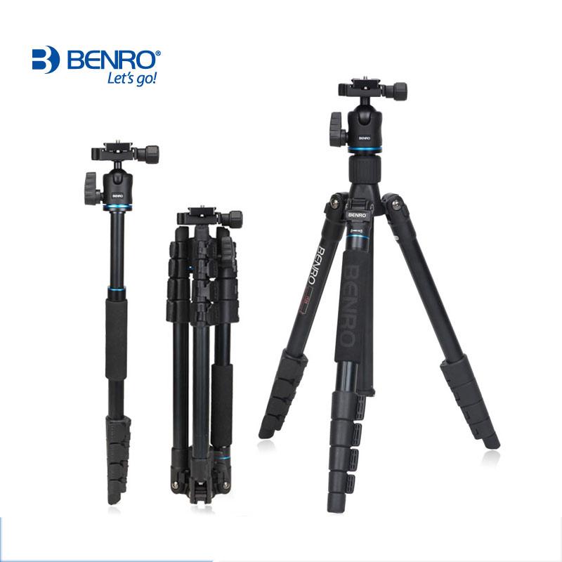 Prix pour FREEO GRATUITE BENRO IT25 professionnel REFLEX trépied photographique portable numérique Releaseg rapide Accessoires Max chargement 6 kg