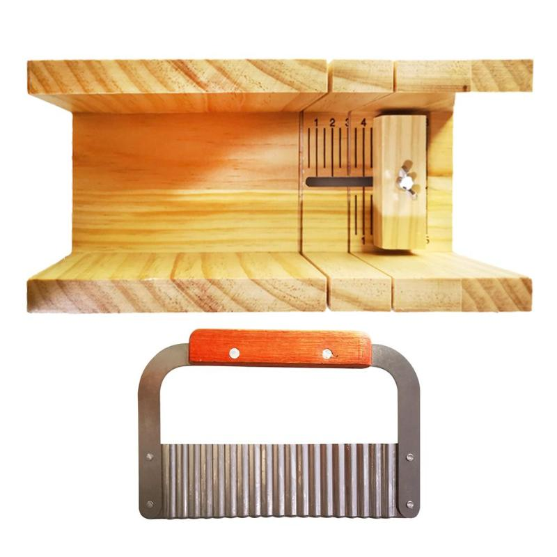 2pcs Soap Cutting Tools Wooden Cutter Blade Planer DIY Soap Making Supplies Convenient Fast household use