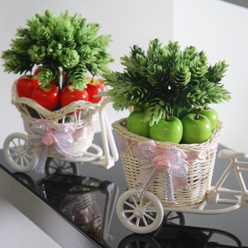 Decorative simulation flower rural wind household for Artificial pears decoration