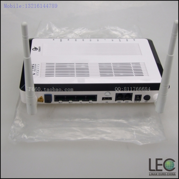 Alcatel Lucent Bell I 240W Q GPON ONU, FTTH ONT with 4