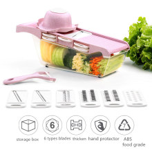Multi-function Slicers Kitchen Tools Vegetable Cutter Household Gadget Shredder Potato Carrot Chopper Garlic Grinder
