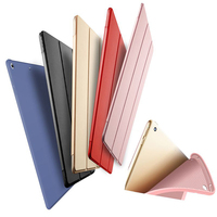 Clear Matte Crytal Transparent Back Case For Ipad Air 5