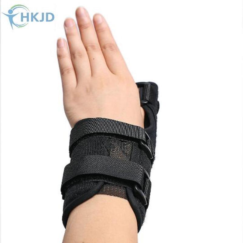 Thumb Guard Medical Grade Thumb Splint Thumb Support for Left or Right Hand HK-C30 <font><b>Knee</b></font> Brace Hinged