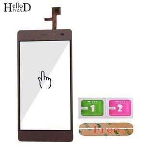 Image 5 - HelloWZXD écran tactile en verre avant haut verre panneau numériseur pour LEAGOO Z5 lentille capteur Flex câble outils + cadeau adhésif gratuit