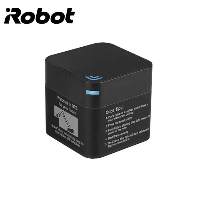 Virtual navigation wall GPS Box for irobot MINT 5200 5200C iRobot BRAAVA 380 380T Vacuum Cleaner