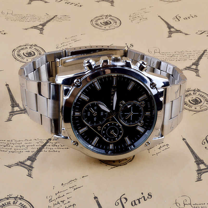 Super deals relogio masculino, number 스포츠 디자인 베젤 실버 시계 남성 브랜드 최고급 시계 montre homme clock men