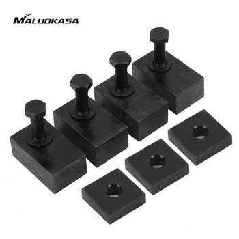 MALUOKASA Rear Seat Recline Kit For Jeep Wrangler JK Unlimited 2007-2017 Black Delrin Plastic Mount Set with Bolts and Washers vacuum cleaner for sofa