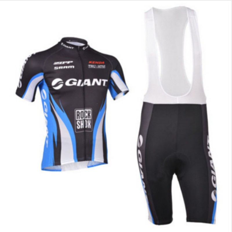 Ropa Ciclismo 2015 Giant Pro font b Team b font Cycling Jersey Short Sleeve Clothing font