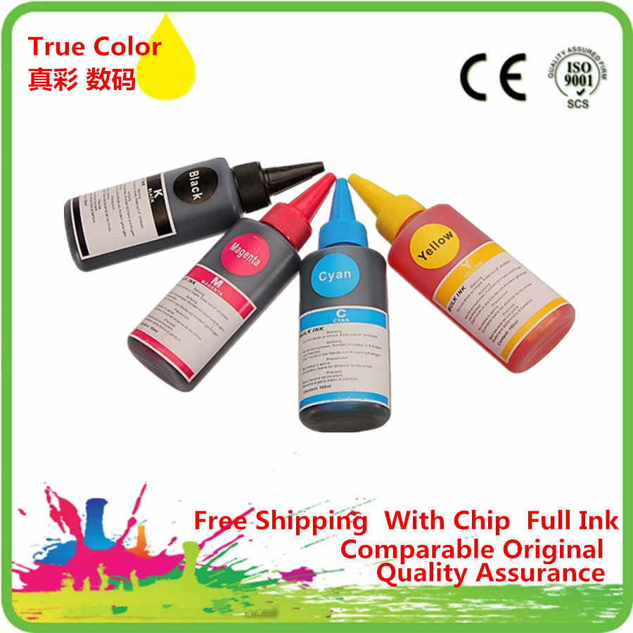 PGI-650 Especializados de Impressão Kit de Recarga de Tinta Corante Para Canon PIXMA MG5460 IP7260 MX926 Impressoras Ciss Recarregáveis Cartrdige