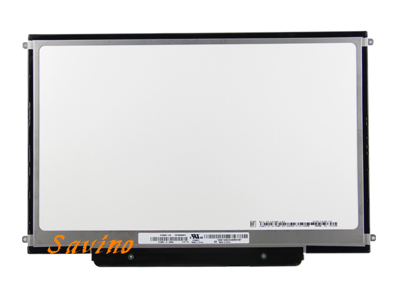 Fee shipping for Macbook A1278 A1342 notebook led screen display N133IGE-L41 B133EW04 B133EW07 V.2 LTN133AT09 LCD