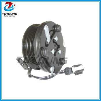Car ac compressor clutch for FORD SCROLL Fiesta Fusion Focus Mondeo Bearing 35*50*20 1084732 1346251 XS4H-19D629-AA