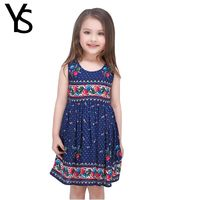 Sales 11 11 100 Cotton Baby Girls Dress Casual Tank Dress For Toddler Kids Children Summer