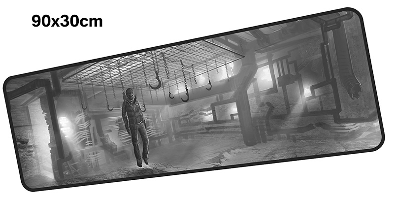 dead by daylight mousepad gamer 900x300X3MM gaming mouse pad large Fashion notebook pc accessories laptop padmouse ergonomic mat