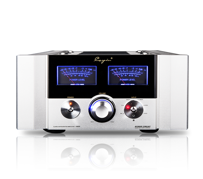 все цены на QUEENWAY H-80A Hybrid Integrated Amplifier Vacuum Tube Field Effect Tube Hybrid Circuit 80Wx2 With CPU Control 12AU7 or 6922EH онлайн