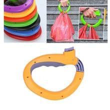 Инструменты для переноски, зажимы для сумок, кухонные инструменты, расслабленная ручка для переноски покупок, многофункциональные устройства d-типа