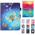 """Luxury 7"""" Flower tablet pu Leather Stand Tablet Cover Case For Samsung Galaxy Tab 4 Tab4 7.0 T230 T231 T235 SM-T230 SM-T231 #E"""