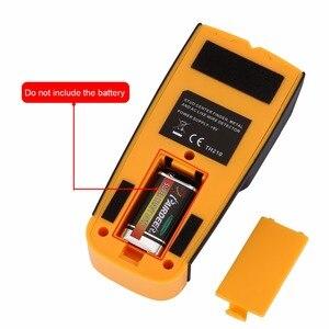 Image 4 - Detector de Metales 3 en 1 de Floureon, escáner de pared de cable vivo de voltaje CA, Detector de caja eléctrica portátil de Metal con pasador de madera