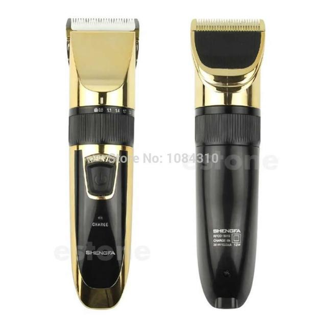 U119 1 set Professional Men's Handy Electric Beards Hair Shaver Razor Trimmer Clipper Set