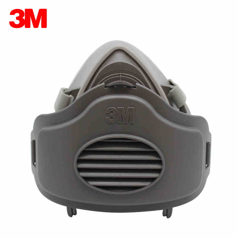 3M 3200 Respirator Gas Mask Filter Cotton Dust-proof Anti-fog And Haze Anti-particles Anti Fiber Industrial Safety Equipment