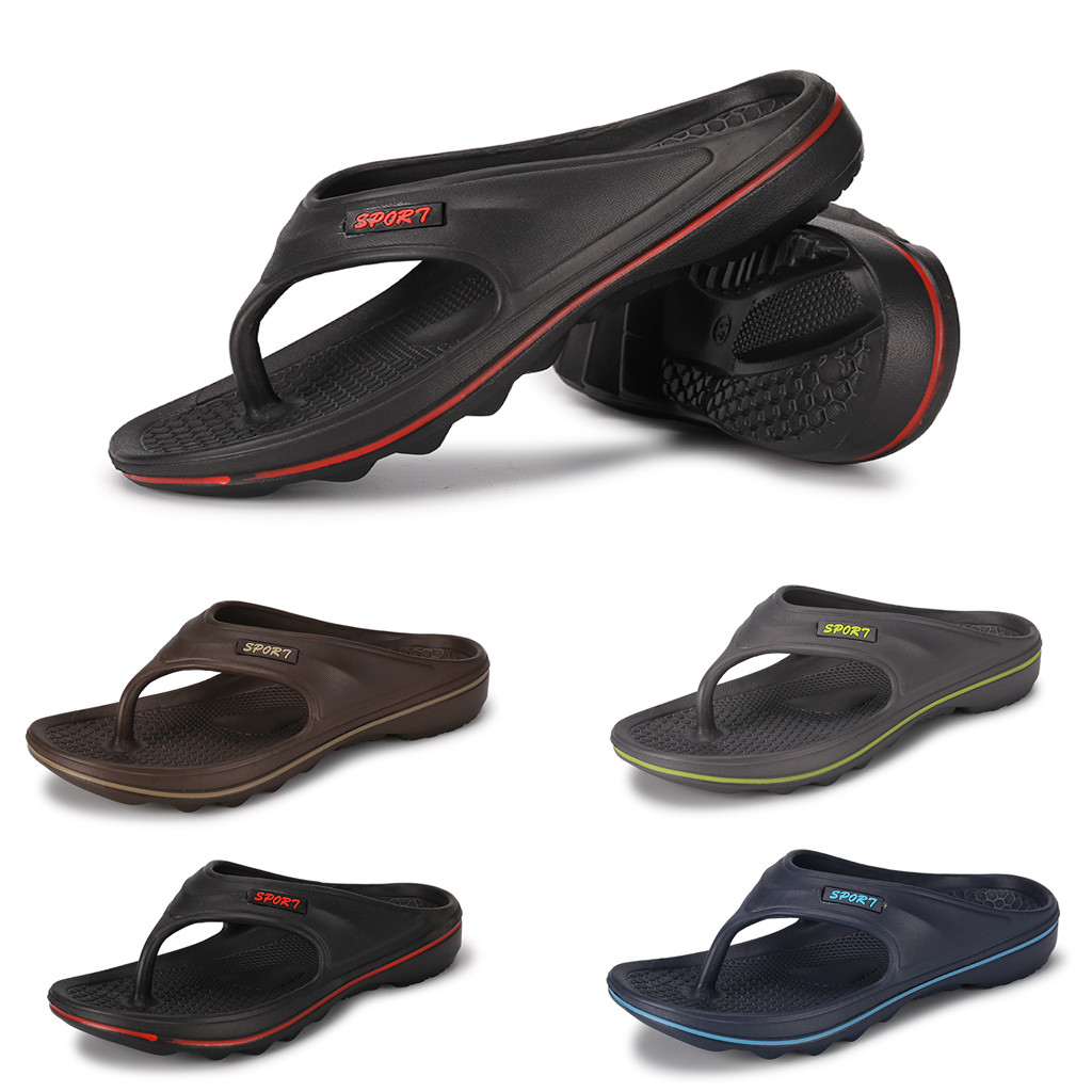 Xiniu Men Flip-Flops Sandals Casual-Shoes Anti-Slip Beach Hombre Summer -0527 Zapatos