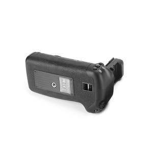 Image 5 - Meike MK 6DII Pro Batterie Griff Eingebaute 2,4G Fernbedienung für Canon 6D Mark II Als BG E21