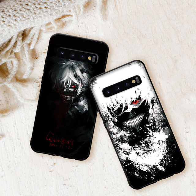 Tokyo Ghoul Soft Cover Case for Samsung Galaxy S Series