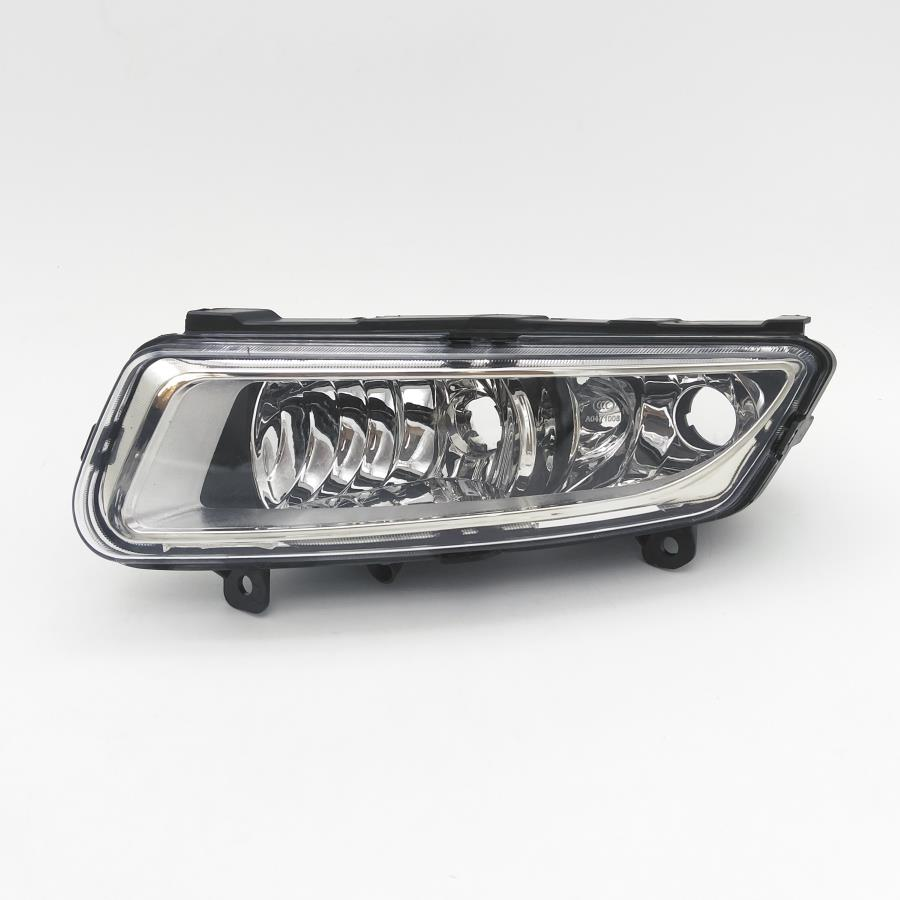 Left Side Car Light For VW Polo Vento Derby 2009 2010 2011 2012 2013 2014 Car-Styling Front Fog Lamp Fog Light right side for vw polo vento derby 2014 2015 2016 2017 front halogen fog light fog lamp assembly two holes