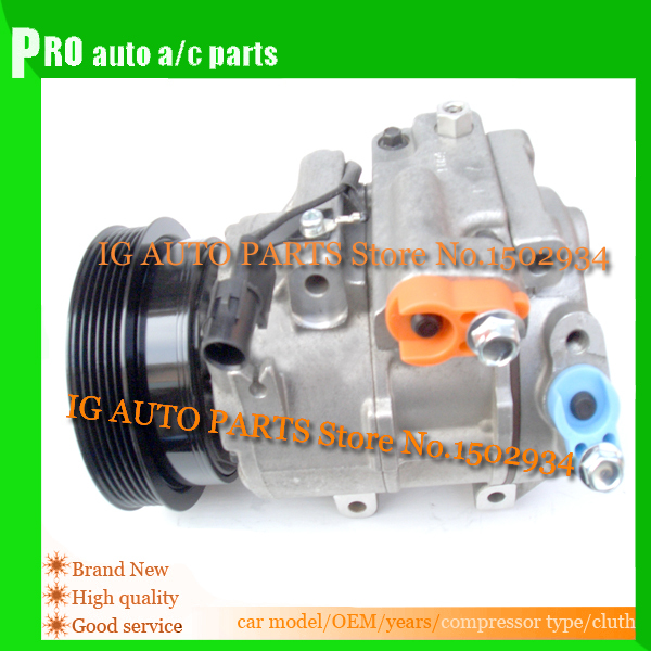Air-conditioning Installation Upward 2006-2012 Kia Carens 977011d200 977011d300 97701-1d200-as Promote The Production Of Body Fluid And Saliva 6sbu16c Ac Compressor For Kia Carens 2.0 Cvvt 2006