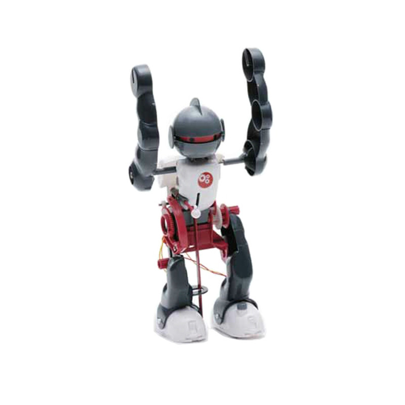 Robot Toy For  Kids Developmental Gift Puzzle Toys Robot anti  bucket robot soldier science experiment DIY creative toy model