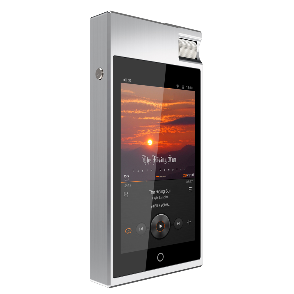 CAYIN N5iiS N5IIS Android basé maître lecteur de musique numérique sans perte Audio 2 GB RAM 64 GB mémoire 2.5mm équilibré ESS9018K2M DAC-in Lecteur MP3 from Electronique    2
