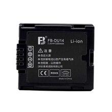 CGA-DU14 CGA DU14 lithium batteries CGADU14 Digital camera battery For Panasonic DU06 DU07 NV-GS10