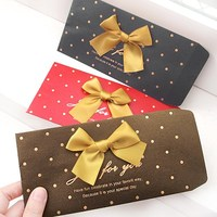 Exquisite Design Gift Card Envelope Luxury Greeting Card Envelop Paper Envelopes For Invitation Personal Print With