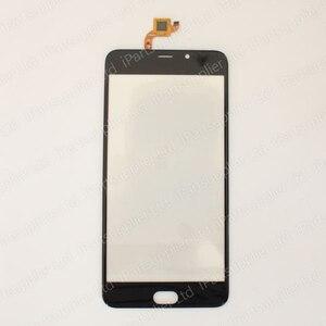 Image 2 - LEAGOO M7 터치 스크린 패널 LEAGOO M7 + 선물용 새 원본 유리 패널 터치 스크린 유리 100% 보장