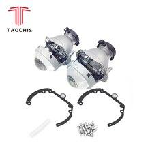 TAOCHIS автомобиля декоративная рамка адаптер Hella 3r G5 объектива модифицированной для FORD FOCUS 3 2011 FOCUS II 2008-2010